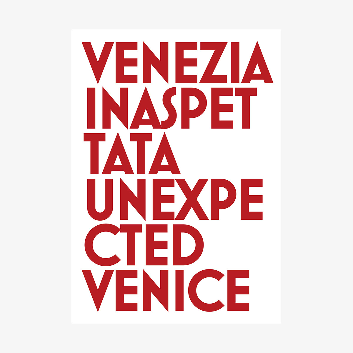 venezia-inaspettata